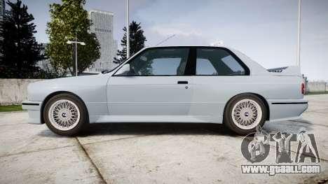BMW M3 E30 1991 [EPM] for GTA 4 left view