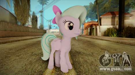 Flitter from My Little Pony for GTA San Andreas