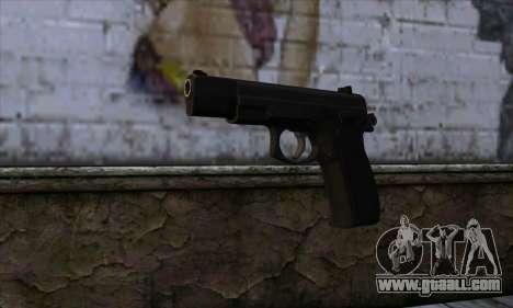 CZ75 v1 for GTA San Andreas