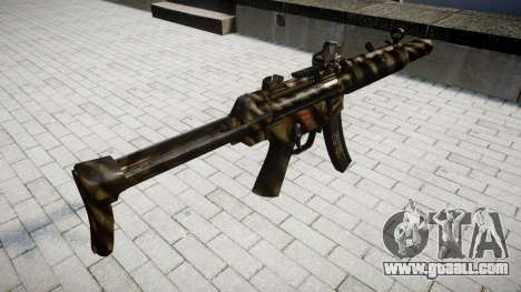 Gun MP5SD DRS FS for GTA 4 second screenshot