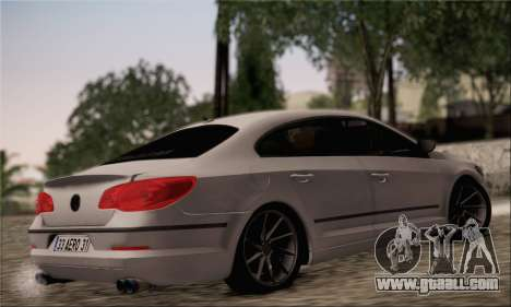Volkswagen AirCC for GTA San Andreas left view