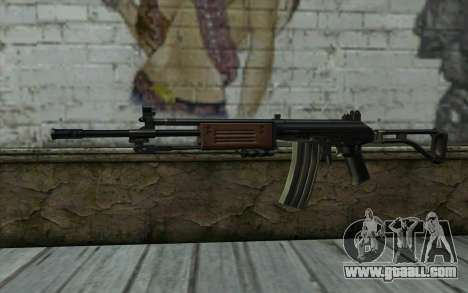 Galil v1 for GTA San Andreas