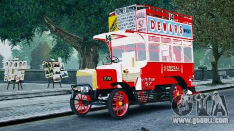 London Bus for GTA 4