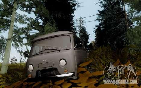 Track for off-road 3.0 for GTA San Andreas sixth screenshot