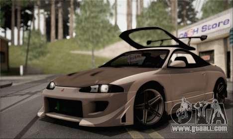 Mitsubishi Eclipse for GTA San Andreas