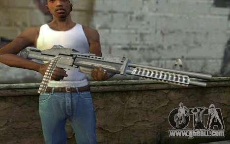 M60 from GTA Vice City for GTA San Andreas third screenshot