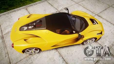 Ferrari LaFerrari [EPM] v1.2 for GTA 4 right view