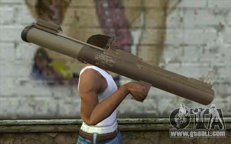 Heatseek New for GTA San Andreas third screenshot