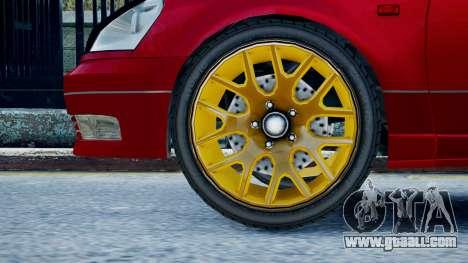 Intruder Sport for GTA 4 back left view