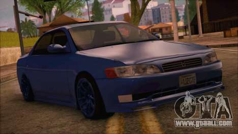 Toyota Mark 2 for GTA San Andreas