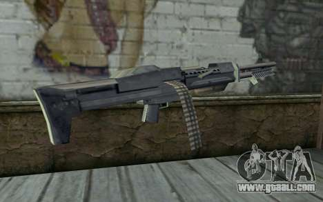 M60 from GTA Vice City for GTA San Andreas second screenshot