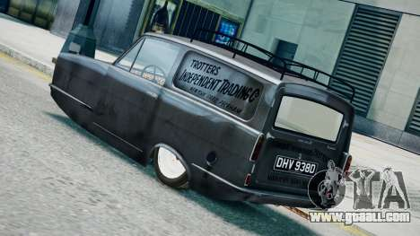 Reliant Supervan III 1970 for GTA 4