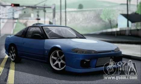 Nissan 180SX Facelift Silvia S15 for GTA San Andreas