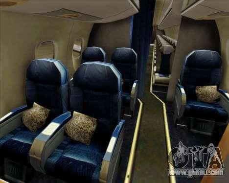Embraer E-190-200LR House Livery for GTA San Andreas engine