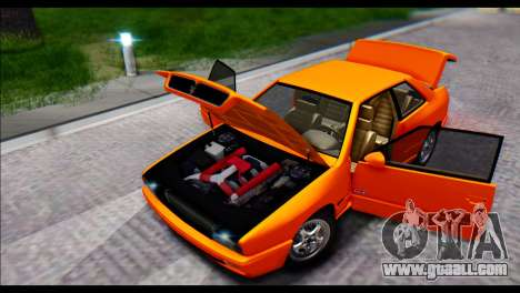 Maserati Ghibli II Cup (AM336) 1995 [ImVehFt] for GTA San Andreas right view