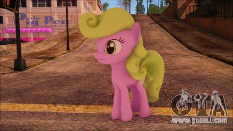 Daisy from My Little Pony for GTA San Andreas