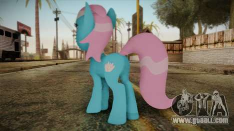 Lotus from My Little Pony for GTA San Andreas second screenshot