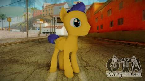 Flash Sentry from My Little Pony for GTA San Andreas
