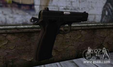 CZ75 v1 for GTA San Andreas second screenshot
