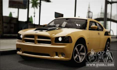 Dodge Charger SuperBee for GTA San Andreas