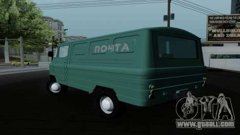 Zuk A06 for GTA San Andreas left view