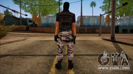 Terror from Counter Strike Condition Zero for GTA San Andreas second screenshot