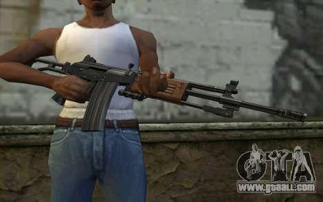 Galil v1 for GTA San Andreas third screenshot