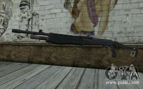 Shotgun (Renegade X Black Dawn) for GTA San Andreas