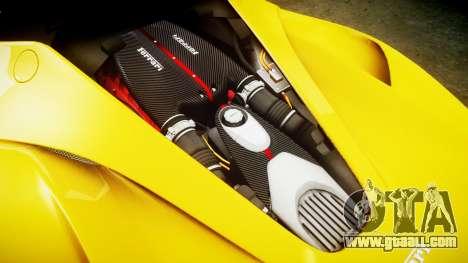 Ferrari LaFerrari [EPM] v1.2 for GTA 4 side view