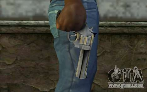 Revolver from Max Payne 3 for GTA San Andreas third screenshot