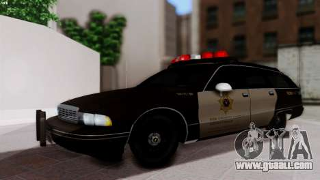 SD Chevy Caprice Station Wagon 1993 (1996) for GTA San Andreas