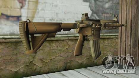 M4 from Battlefield 4 for GTA San Andreas second screenshot