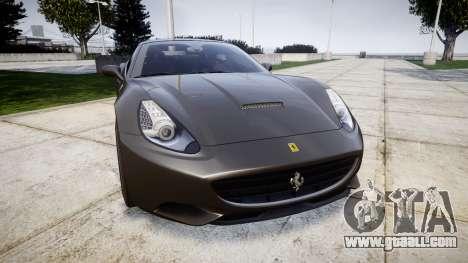 Ferrari California [EPM] v1.5 for GTA 4