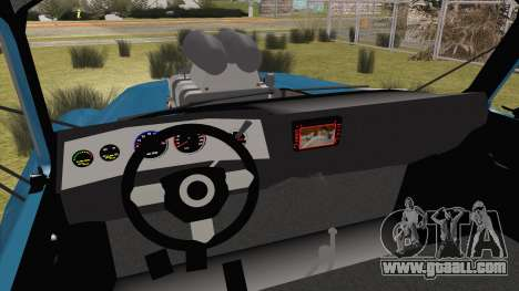 GAZ-52 for GTA San Andreas back left view