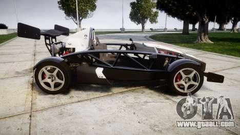 Ariel Atom V8 2010 [RIV] v1.1 FUEA Equipped for GTA 4 left view
