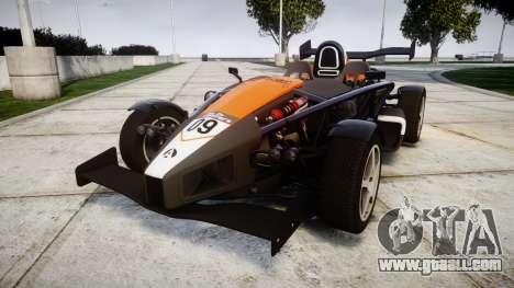 Ariel Atom V8 2010 [RIV] v1.1 SptCar for GTA 4