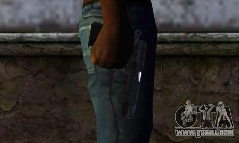 CZ75 v1 for GTA San Andreas third screenshot