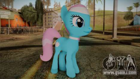 Lotus from My Little Pony for GTA San Andreas
