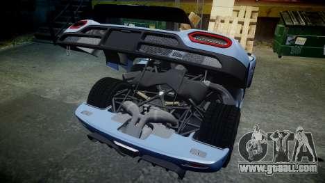 Koenigsegg Agera 2011 [EPM] [Update] for GTA 4 inner view
