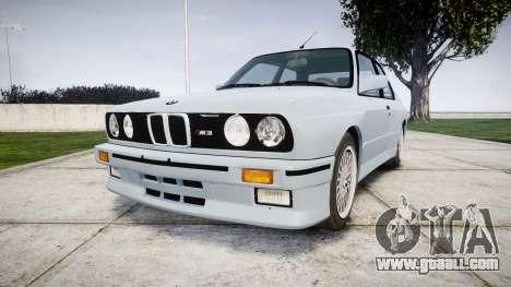 BMW M3 E30 1991 [EPM] for GTA 4