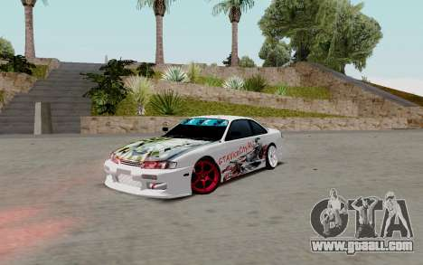 Nissan Silvia S14 VCDT for GTA San Andreas