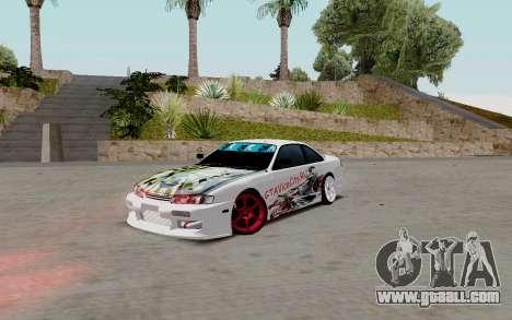 Nissan Silvia S14 VCDT for GTA San Andreas