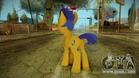 Flash Sentry from My Little Pony for GTA San Andreas second screenshot