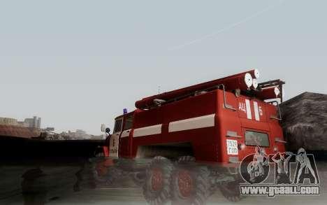 Track for off-road 3.0 for GTA San Andreas ninth screenshot