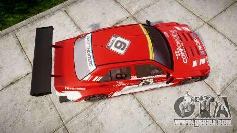 Mercedes-Benz 190E Evo II GT3 PJ 3 for GTA 4 right view