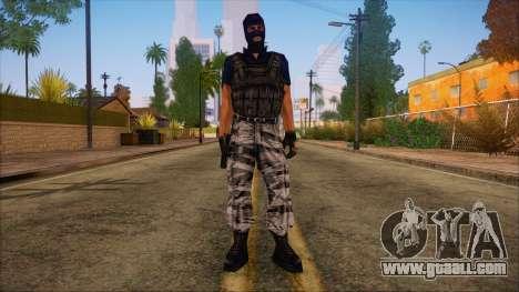 Terror from Counter Strike Condition Zero for GTA San Andreas
