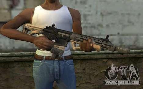 SIG-556 for GTA San Andreas third screenshot