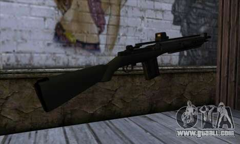 Rifle from State of Decay for GTA San Andreas second screenshot