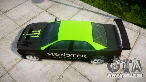 Albany Presidente Racer for GTA 4 right view