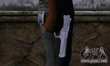 Pistol 50 from GTA 5 for GTA San Andreas third screenshot